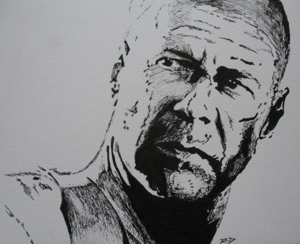 Bruce Willis by Rdavis63